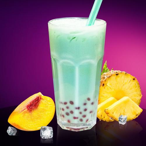 Фруктовый Bubble Juice Голубая лагуна