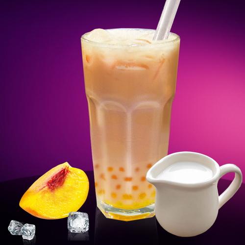 Фруктовый Bubble Juice Сливочный персик