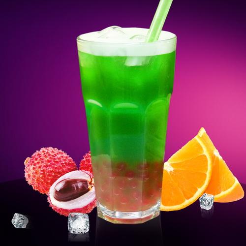 Фруктовый Bubble Juice Таити