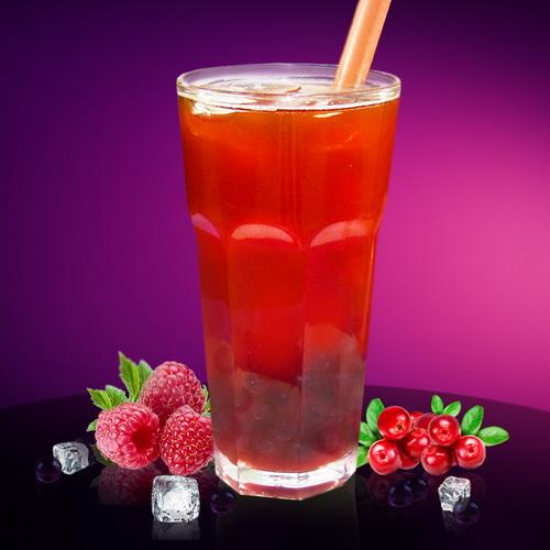 Фруктовый Bubble Tea Лесные ягоды